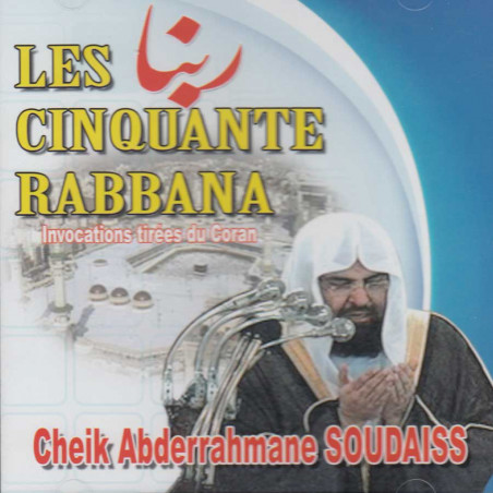 CD - Les cinquante Rabbana - Soudaiss CD277
