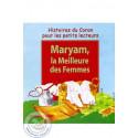 Maryam, la meilleure des femmes sur Librairie Sana