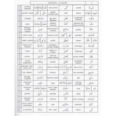 Les mots du Saint Coran d'aprés Jabri Toufik