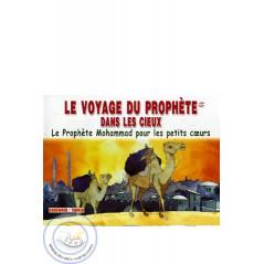 Le Voyage du Prophète dans les Cieux sur Librairie Sana