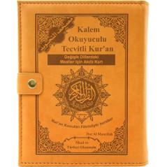 Tajweed Coran en Turque avec Stylo lecteur