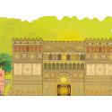 Afir et la reine Balkis d'après Khadija et Abdelhafid Chikh