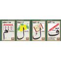 Dépliant alphabet (70 x 7 cm)