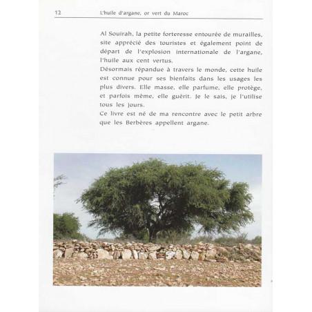 L'huile d'Argane, or vert du Maroc