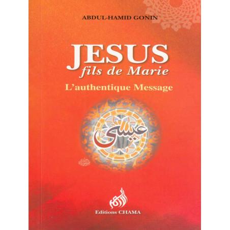 Jésus fils de Marie d'après Abdul-Hamid Gonin