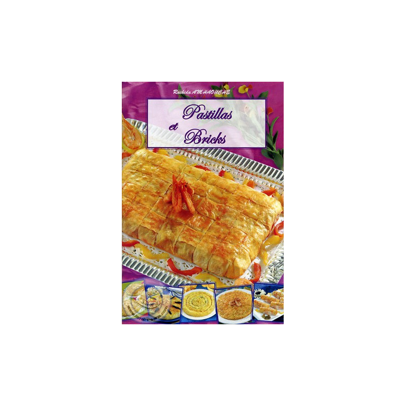 Pastillas et Bricks sur Librairie Sana
