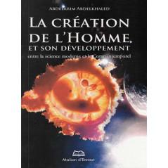 La création de l'homme et son développement d'après Abdelkhaled