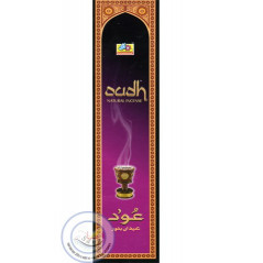 Batônnets d'encens Oudh sur Librairie Sana
