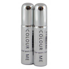 Parfum - Colour Me - Silver sport - 10 ml
