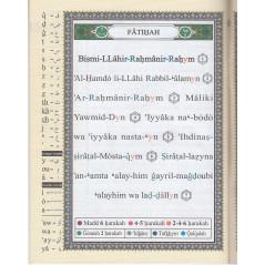 CORAN AL-Tajwid - Juz Amma - Traduction en Français