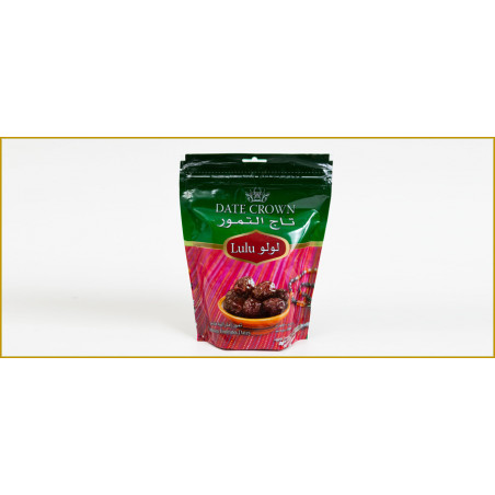 Dattes Crown - Premium Emirates Dates Lulu (500g)