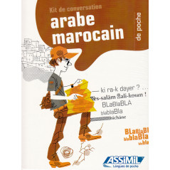 Kit de conversation - Arabe Marocain (CD+livre)