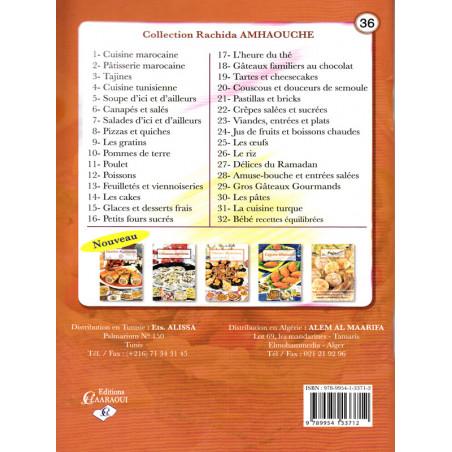 Cuisine algérienne 2 - d'après Rachida Amhaouche