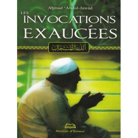Les invocations exaucée d'après Ahmad Abdul-jawad