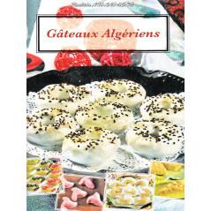 gâteaux algériens d'après Rachida Amhaouche