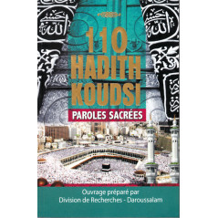110 Hadith Koudsi Paroles sacrées Grand Format