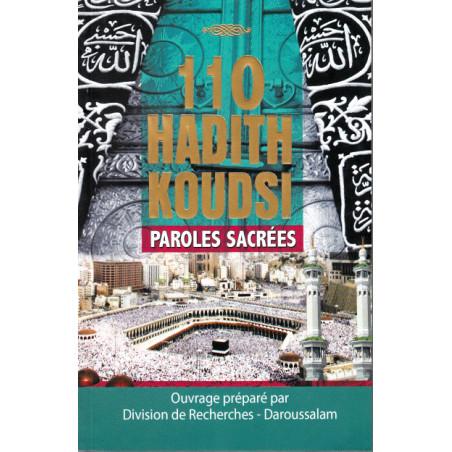 110 Hadith Koudsi Paroles sacrées Grand Format