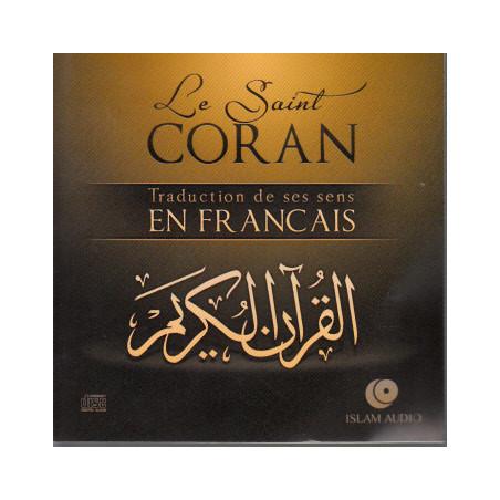 CDMP3 - Lecture de Traduction du Saint Coran en Français - d'après Muhammad HAMIDULLAH