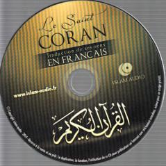 CDMP3 - Traduction du Saint Coran en Français - d'après Muhammad HAMIDULLAH