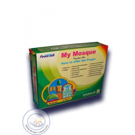JEU Ma Mosquée (Comment faire la prière)