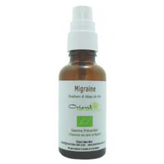 Huile végétale - Migraine - 30ml