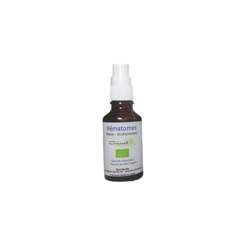 Huile végétale - Hématomes - 30ml