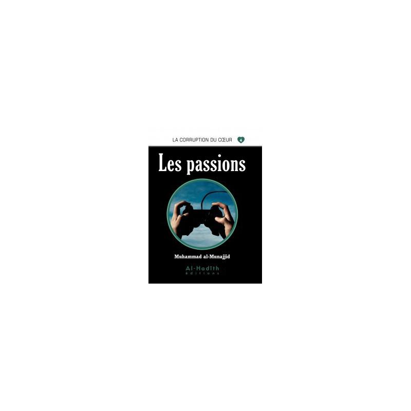 Les passions livre