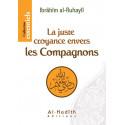 La juste croyance envers les compagnons -Livre de Ibrahim Al-Ruhayli