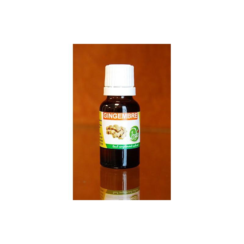 Huile essentielle Gingembre 15 ml Chifa bio naturelle