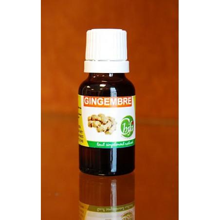 Huile essentielle Gingembre 15 ml Chifa