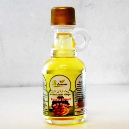 Huile d'argan vierge - 40 ml - Belarome