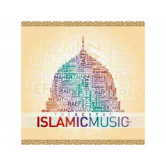 CD The Best of Islamic Music, Vol. 1 : Maher Zin- Sami Yusuf- Zain Bhikha