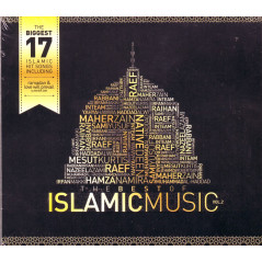 CD The Best of Islamic Music, Vol. 2 - Artistes variés