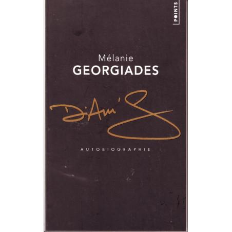 Mélanie Georgiades Diam's Autobiographie par Mélanie Georgiades - Version de poche