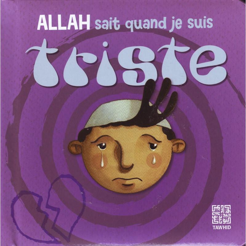 Allah sait quand je suis en colère: une lecon illustrée pour les plus petits
