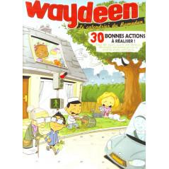 Waydeen Le calendrier du Ramadan, Calendrier à rebours avec chocolat Sarotti, Edition limitée