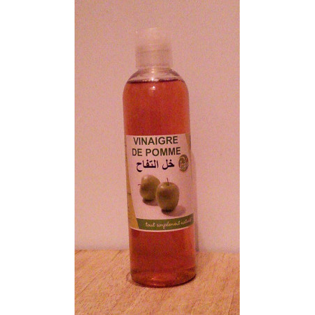 Vinaigre de pomme 250 ml Chifa 100% naturel