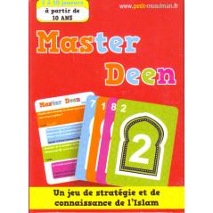Master Deen Niveau 2 : Jeu de cartes