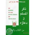 Le rappel et les invocations du Musulman sur Librairie Sana