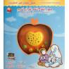 Apple learning Holy quran machine N° QT0856 , Pomme Mini veilleuse coranique d'apprentissage du coran pour enfant Muslim