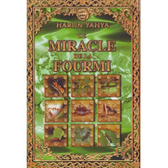 Le miracle de la fourmi par Harun Yahya , Edition Al Madinah