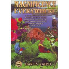 Magnificence evrywhere by Harun Yahya