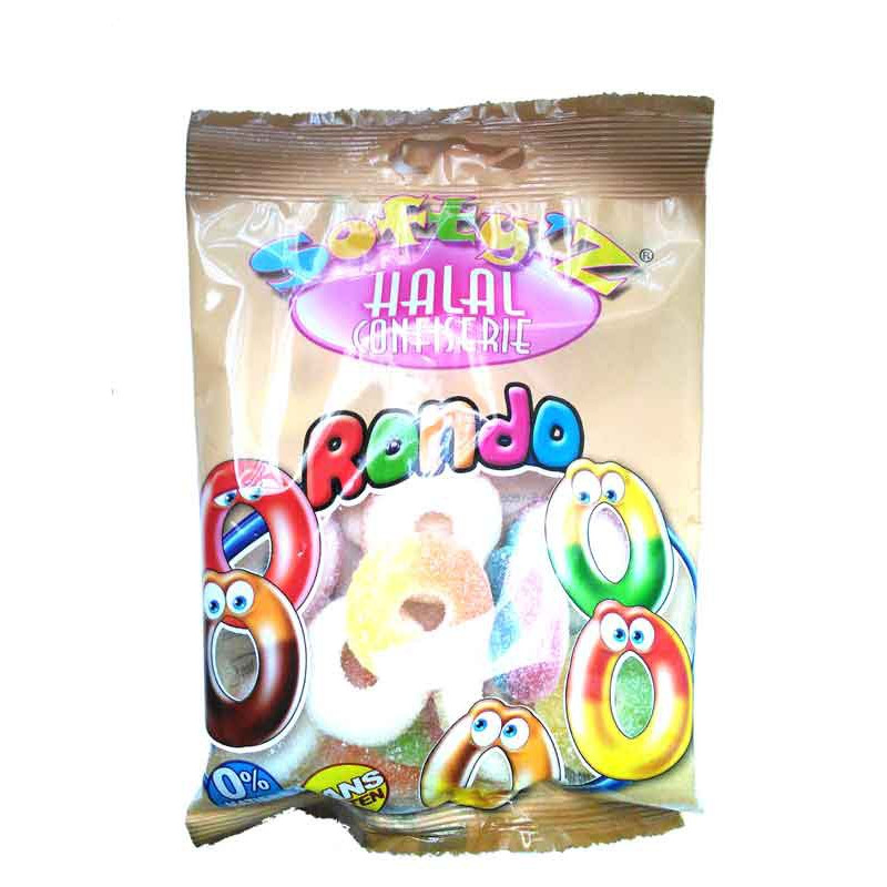 Bonbons: Softy'z Halal Confiserie ( Oeuff! )