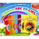 Pack : Arc-En-Ciel (7 volumes): Manuel d'Enseignement Pédagogique des Bases de l'Islam