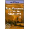 Faits marquants la vie du Prophète sur Librairie Sana
