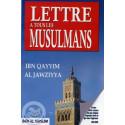 Lettre à tous les musulmans sur Librairie Sana