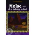 Moïse et le buisson ardent sur Librairie Sana