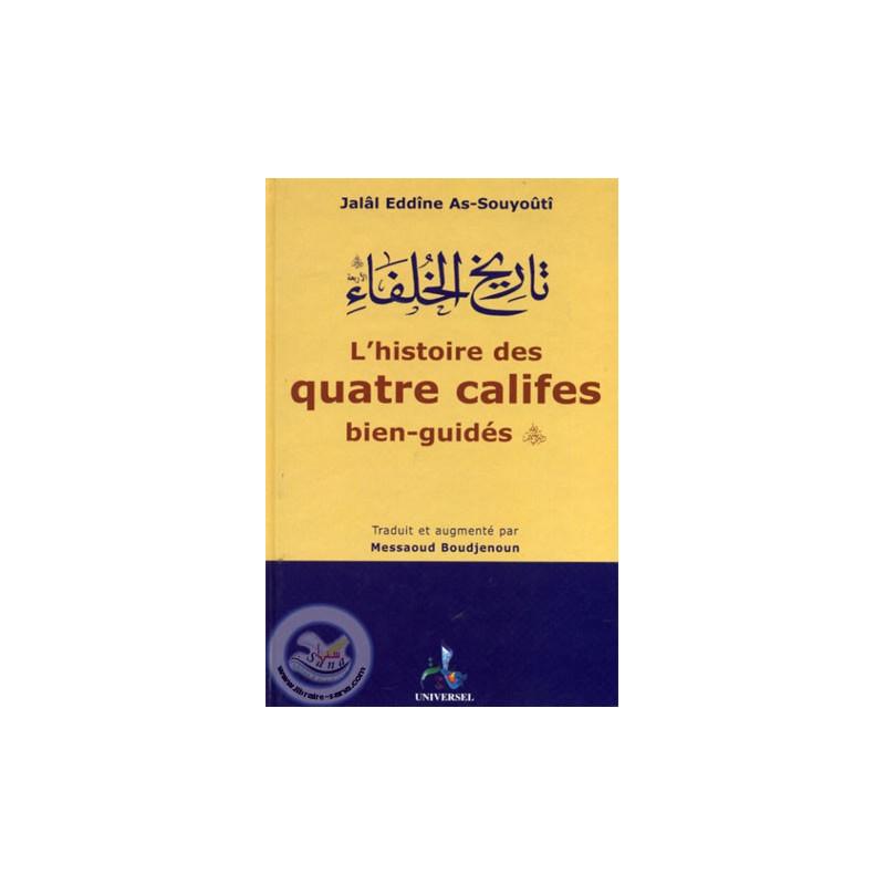 L'histoire des quatre califes bien-guidés sur Librairie Sana