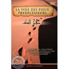 DVD La voie des pieux predecesseurs