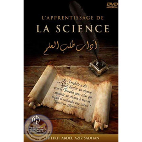 DVD L'apprentissage de la science